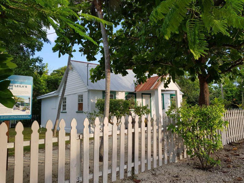National Trust Cayman Nurse Leila's House